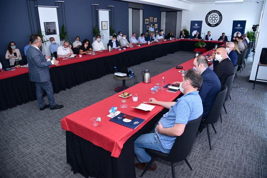 Kooperatifçilik Tanıtım ve Geliştirme Projesi Kayseri il etkinlikleri 23 Haziran Salı günü de devam etti.