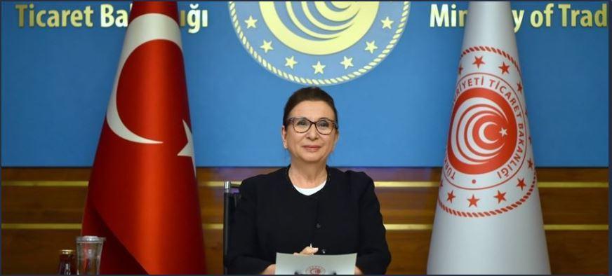 Ticaret Bakanı Ruhsar Pekcan, Malatya'daki Kadın Kooperatifleri Paneli'ne Katıldı